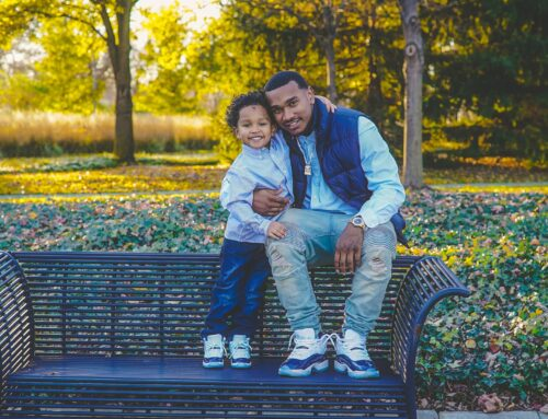 Why championing fathers is important