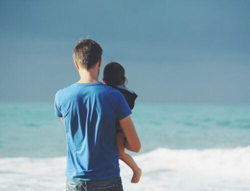Courageous fathers: a talk about championing fatherhood